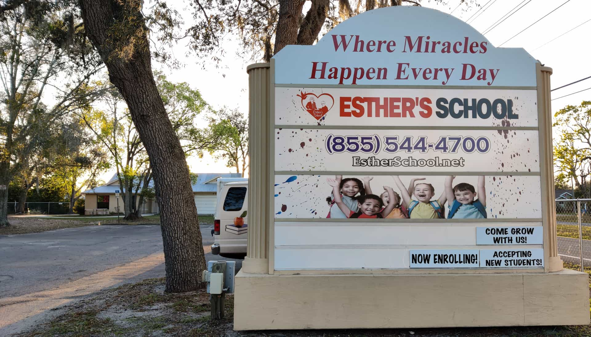 Esther's School - Spring Hill West Central and North Florida